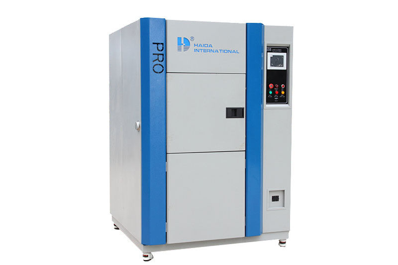 CE certificated High and Low Temperature Thermal Shock  Environmental Test Chamber