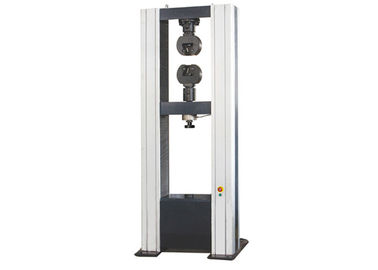 Chiny Two Column Tensile Testing Machine Electronic Servo Motor Tensile Test Equipment Celtron Load Cell Sensor fabryka